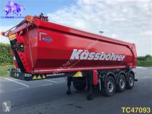 semi remorque Kässbohrer SKS 27 Tipper