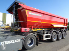 Tipper semi-trailer 25m3 2X Liftachse