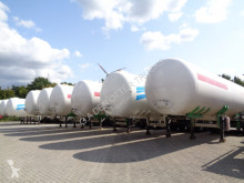 Dogan Yildiz 55M3 LPG semi-trailer used tanker