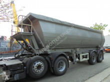 Semitrailer Turbo's Hoet OPM 2AT 36 07B flak begagnad
