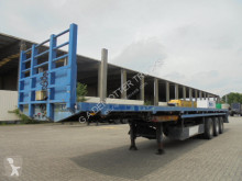 EKW RO 44TU3ALV semi-trailer used flatbed
