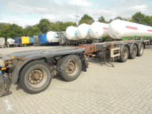 Trailer Nooteboom CT 60-05Deelbar 5 as tweedehands containersysteem