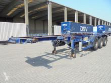 Semi remorque Netam OCCR 39-327 porte containers occasion