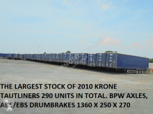 semi remorque Krone TUX XXL APK TOT 2020
