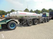 naczepa do transportu kontenerów używana