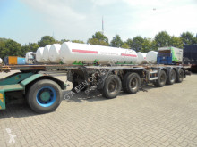 D-TEC CT-60-05 DEELBAAR semi-trailer used container