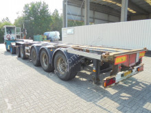 Semirimorchio portacontainers Nooteboom CT 60-05Deel chassis 5 axle