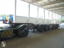 Nooteboom container semi-trailer CT 60-05Deel chassis 5 aksel
