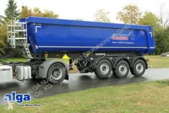 Schmitz Cargobull半挂车 SKI 24 SL 7.2, stahl, 29m³, Plane, Lift, Hardox