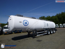 Magyar chemical tanker semi-trailer Chemical tank inox 34 m3 / 1 comp