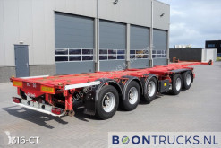 Semirimorchio portacontainers Nooteboom CT53-05D | COMBITRAILER 20-30-40-45ft