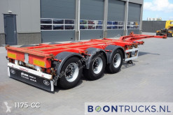 HFR SB24 | DISC BRAKES * ADR * MULTICHASSIS 20-30-40-45ft HC semi-trailer