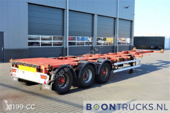 HFR SB24 | 20-30-40-45ft HC * DISC BRAKES semi-trailer used container
