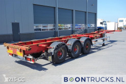 Semitrailer HFR T121176 | 20-40ft HC * 4800 Kg * containertransport begagnad