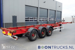 HFR T121176 | 20-40ft HC * 4800 Kg * semi-trailer used container