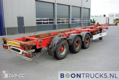 Semirimorchio portacontainers Fliegl SDS400C | 20-30-40-45ft HC CONTAINERCHASSIS