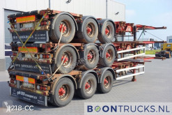 HFR SB24 - STACK PRICE EUR 12750 | 20-30-40-45ft HC * DISC BRAKES * semi-trailer used container