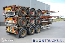 Semi remorque HFR SB24 - STACK PRICE EUR 12000 | 20-30-40-45ft HC * EXTENDABLE REAR * porte containers occasion