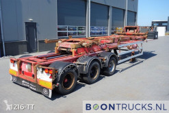 Semirimorchio ISO 2385 B90 | 20ft STEEP TIPPER portacontainers usato