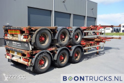 HFR SB24 - STACK PRICE EUR 9750 | 20-30-40-45ft HC *DISC BRAKES* semi-trailer