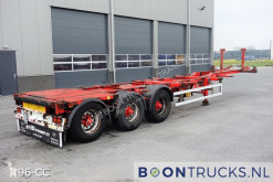 semi remorque HFR 20-30-40-45ft | HC *EXTENDABLE REAR*