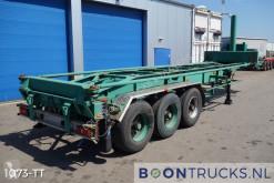 Van Hool SK305 | 30ft Tipping *STEEL SUSPENSION* semi-trailer