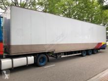 Talson F 1227 CONFECTIE EN ROLLENBAAN semi-trailer