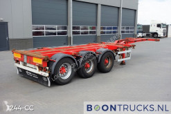 HFR SB24 | DISC BRAKES * 20-30-40-45ft HC MULTICHASSIS semi-trailer