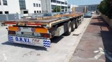 naczepa do transportu kontenerów Camef