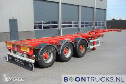 HFR SB24 | DISC BRAKES* 20-30-40-45ft HC MULTICHASSIS semi-trailer