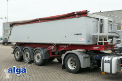 Carnehl CHKS/A Alu Mulde 25 m³./Thermo/Plane/Liftachse semi-trailer
