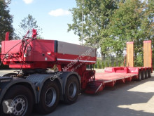 naczepa do transportu sprzętów ciężkich Goldhofer