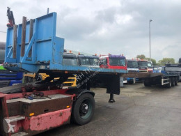 Floor FLUO-17-30H2 EXTANDABLE 6,82M semi-trailer used flatbed