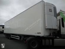 Chereau 3 ESSIEUX AIR semi-trailer used mono temperature refrigerated