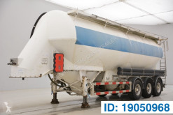 Feldbinder Cement bulk semi-trailer used tanker