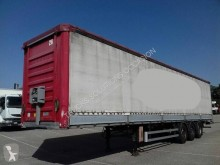 Fruehauf tarp semi-trailer TX38CS