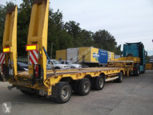 ACTM S71415 semi-trailer used heavy equipment transport