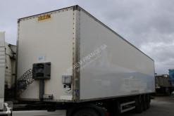 Semitrailer Fruehauf CAISSE FOURGON + HAYON 2500 KG (2017) transportbil begagnad