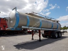 used Tar tanker semi-trailer