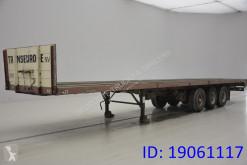 Stas Plateau. semi-trailer