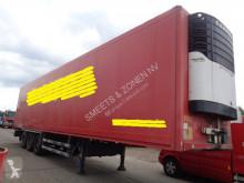 Semi remorque frigo mono température Schmitz Cargobull Oplegger carrier