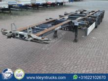 Schmitz Cargobull MULTI - HIGH CUBE semi-trailer