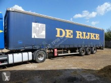 General Trailers semi-trailer used tautliner