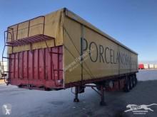Gontrailer semi-trailer