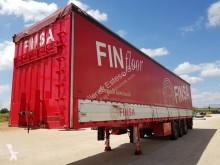 Fruehauf moving floor semi-trailer