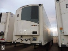 Krone Cool Liner FRIGO semi-trailer used mono temperature refrigerated
