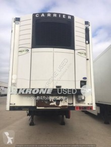 Krone Cool Liner FRIGO semi-trailer used refrigerated