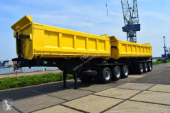 Nc TMH - B-DOUBLE SIDE DUMPER TRAILER 150.000 KG neuf semi-trailer new tipper