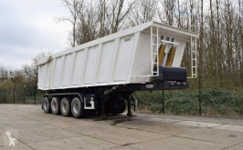 Semi remorque nc TMH - 60-4 60 cbm 78 tons benne occasion