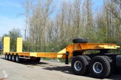 naczepa do transportu sprzętów ciężkich nc